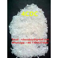China Pure 99.7% Research Chemicals Crystal stimulants 4cdc Appearance Storage 4CDC for sale