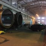 China Wood Autoclave With Safety Interlock , Automatic Control High Temperature And High Pressure for sale