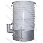 China 24KW Heating Power Oil Diffusion Pump High Vacuum For High Temperature Metallurgy for sale