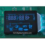 China Zebra Connection VA Dot Matrix Screen , White LED High Resolution LCD Module for sale