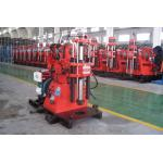 Soil Investigation Core Drilling Machine Easy Operation With Hydraulic Feeding Device for sale