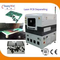 Auto Vision Positioning Pcb Depaneling Equipment With Optowave Laser for sale