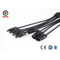IP67 Mc4 Y Branch Connector Lightweight 48.5cm Length For Solar Power System for sale