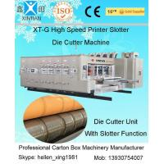 China Corrugated Box Flexo Printer Carton Making Machine 1600 X 3000mm Max Feeding Size for sale