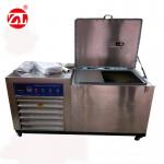 Shoes Thermal Insulation Leather Testing Machine With Stainless Steel ASTM D 1790 for sale