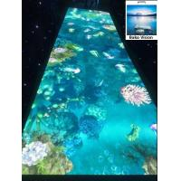 65536 Dots / M2 Stage Background Led Display Big Screen P3.91 Video Display Function for sale