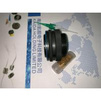 China Round Electrical MIL-DTL-38999 Series I Connectors High Density Contacts for sale