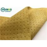 China Three Layers Waterproof PP Spunbond Non Woven Fabric Hospital Covering Fabric Anti Liquid for sale