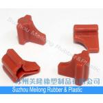 China Silicon Automotive Rubber Parts Busher Gasket For Rubber Seal Auto Part / Electronics for sale