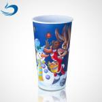 Stereogram 3d Lenticular Drink Cups For Kids 3d Mug Cup Creative Drinking Logo Design for sale