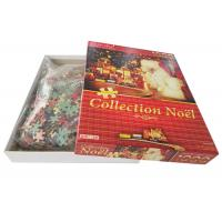 Children Adult Jigsaw Puzzle Games 1000pcs 2 Pieces Box Packing Eco Friendly SGS for sale