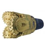 Mining TCI Tricone Bit Withstand Wear / Tear Sealed / Open Bearing API Standards for sale