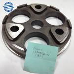 DN10 - DN3600 PC120-5 TZ200B Excavator Gearbox / Steel Forged Flanges for sale