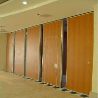 Sound - Proof Acoustic Wall Partitions Panel Folding Acoustic Screens Room Dividers for sale