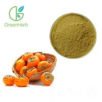 China 100% Natural Healthy Product Persimmon Extract / Persimmon Fruit Extract Powder for sale