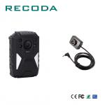 GPS 1296P 11 Hrs IP67 Support External Camera Fire Resistance Portable Recorder for sale