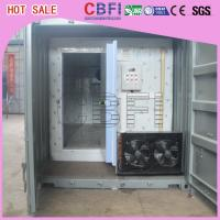 Stainless Steel Panels Container Cold Room American Copeland Scroll Compressor for sale