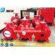 China UL And FM Double Authentication End Suction Single Stage Fire Pump for sale