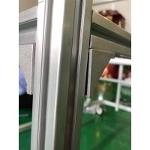 Sandblasting Surface AL-3030-1 Aluminium Extruded Profiles for sale
