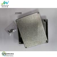 China Undrilled 1590BB Aluminum Case Enclosures  - Stomp Box for Guitar Effects Pedals for sale