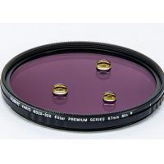China Ultra Slim Frame Camera Lens Variable Neutral Density ND2 - ND32 ND Filter For Landscape Photography for sale
