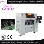 0.05mm Automatic Vision PCB Labeling Machine With Intelligent / Handy Functions for sale