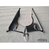 Front Side BMW Body Kits Fender Skirts For 3 Series E90 M3 Look Mudguard Matte Black 05 - 12 for sale