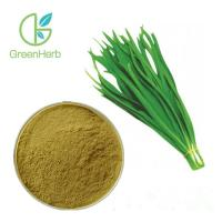 China Allium Tuberosum Extract Plant Extract Powder From Leek Seed 80 Mesh for sale