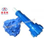 Energy Saving DHD340 130mm DTH Drill Bits High Air Pressure for sale