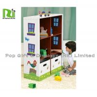 High Quality Furniture Stand Corrugated Cardboard Toys For Kids for sale