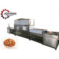 Pine Nuts Baking And Drying Machine Microwave Heating System Safety CE Certifited for sale
