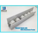For Conveyors 40B Roller Track Placon 40 mm Width Aluminum Alloy Flange Frame for sale