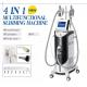 Body Slimming Cryolipolysis Machine With 8.4 Inch Color Touch Screen 400KPA for sale