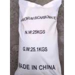 Foaming Agent Food Grade 99% Ammonium Bicarbonate for sale