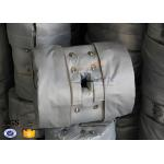 High Density Industrial Thermal Insulation Covers , Thermal Insulating Blanket In Buildings for sale