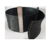 China Abrasion Resistant Electrical Braided Sleeving PET Material For Cable Protection for sale