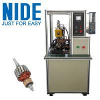 Armature Commutator Fusing Machine 50 - 60 Hz Rated Frequency Air Water Cooling for sale