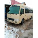 23 Seats Toyota Coaster Used Mini Coach 2008 Year for sale