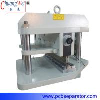 Rigid Thickness V CUT PCB Separator With Linear Blades For PCB / Aluminium for sale