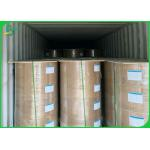 40gsm 60gsm 80gsm Food Grade Paper Roll With 100% Wood Pulp Material for sale