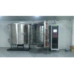 UV Top Coating Metalizing PVD Coating Machine, Car lamp reflection film deposition, Large capacity Coating Machine for sale