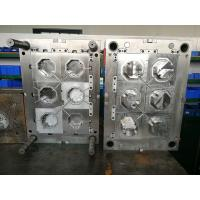 Multi Cavity Junction Box Precision Plastic Injection Molding for sale