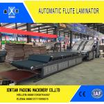 High Precision Automatic Lamination Machine 12kw For Paperboard , CE ISO Standard for sale