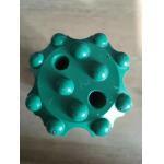 Green Precision Thread High Speed Drill Bits T38 64mm Spherical Button Bit
