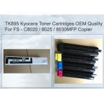 Kyocera 1T02K00NL0 TK-895K Copier Toner Cartridge Black 12K Pages for sale