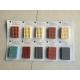 200psi Tensile Strength Perforated Silicone Foam Sheet 10mm×0.9m×1.8m for sale