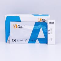 China Entamoeba/Giardia/Crypto Rapid Test Cassette (Feces) In 1 Windows With CE for sale