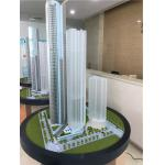 China Abs And Acrylic Plastic 3d Construction Scale Models / Small Scale Building Models for sale