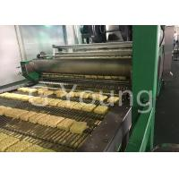 1040mm Roller Fried Bag Automatic Noodle Making Machine Instant Noodle Production for sale