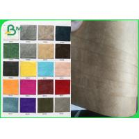 Soft Colored PU laminated Tyvek Fabric Paper 1443R 60 x 650ft Rolls for sale